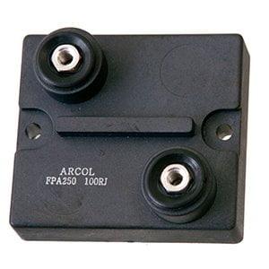Arcol resistor