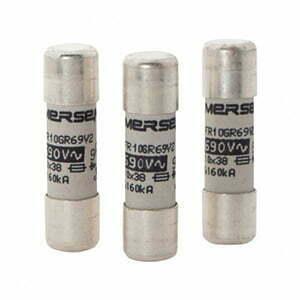 فیوز فراز استوانه ای FR10GG50V16